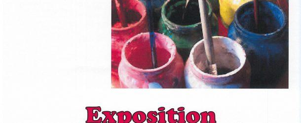 15ème Exposition d'œuvres Artistiques