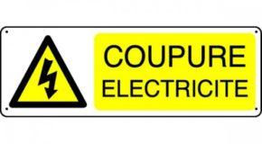 Enedis – coupure d'électricité – Hameau de Lessart