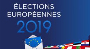 Elections des représentants au Parlement européen du 26 mai 2019