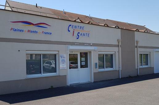 Ouverture du Centre Intercommunal de Santé – Plaines et Monts de France