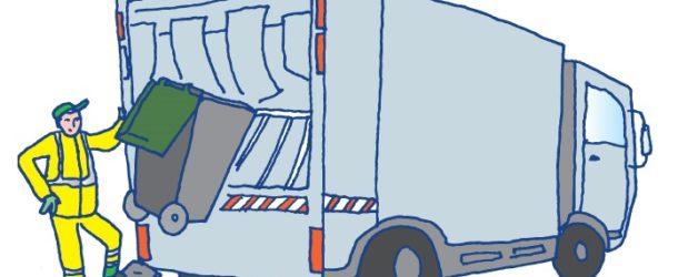 Collecte des déchets – Période estivale