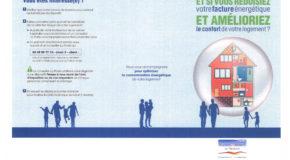 Lancement du programme DEPAR : diagnostic énergétique des maisons individuelles