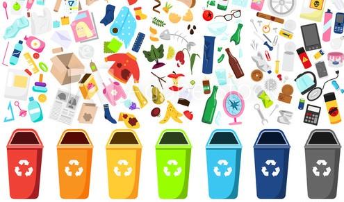 Planning des collectes des déchets 2021