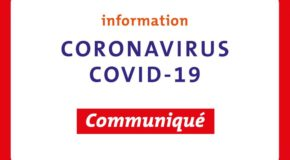Covid-19 – Couvre feu